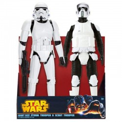 Pack figuras Star Wars Stormtrooper Scout 50cm