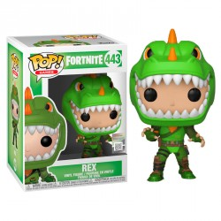 Figura POP Fortnite Rex