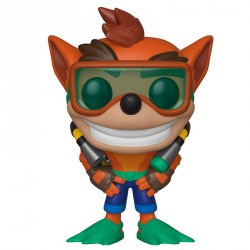 Figura POP Crash Bandicoot Crash with Scuba Series 2