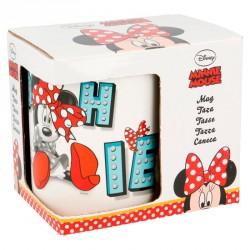 Taza ceramica Minnie Disney