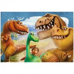 Puzzle Good Dinosaur 2x24pz