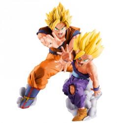 Figura Goku & Gohan Dragon Ball Z vs Existence 16cm