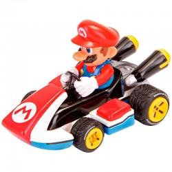 Caja 2 coches Pull Speed Mario Kart 8 Mario Luigi