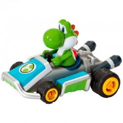 Caja 2 coches Pull Speed Mario Kart 8 Mario Yoshi