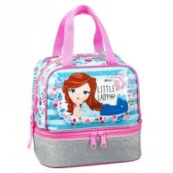 Bolsa portameriendas Glowlab Little Lady