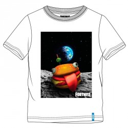 Camiseta Fortnite Durrr Burguer White