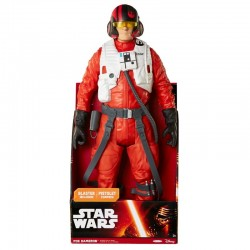 Figura Poe Dameron Star Wars Episodio VII 50cm