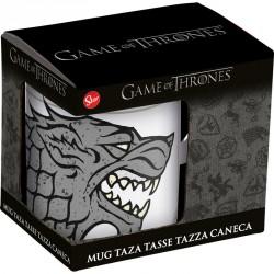 Taza Stark Juego de Tronos