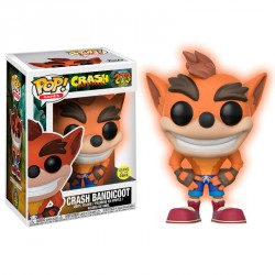 Figura POP Crash Bandicoot Exclusive