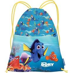 Saco Buscando a Dory Disney Pixar Blue Sea 41cm