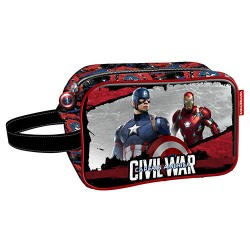 Neceser Capitan America Civil War Marvel asa