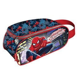 Portatodo Spiderman Marvel Wall Crawler zapatillero