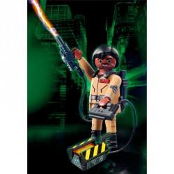 Figura Coleccionable W. Zeddemore Cazafantasmas Ghostbusters Playmobil