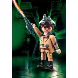 Figura Coleccionable R. Stantz Cazafantasmas Ghostbusters Playmobil