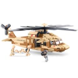 Helicoptero Black Hawk 439pz