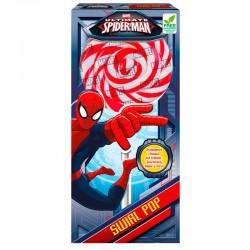 Caramelo espiral Spiderman Marvel