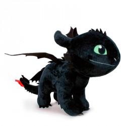 Peluche Desdentao Furia Nocturna Como Entrenar a tu Dragon 3 60cm