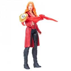 Figura Scarlet Witch Vengadores Avengers Marvel