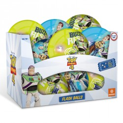 Pelota luminosa Toy Story 4 Disney 10cm surtido