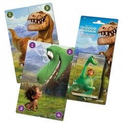 Baraja cartas The Good Dinosaur Disney Pixar