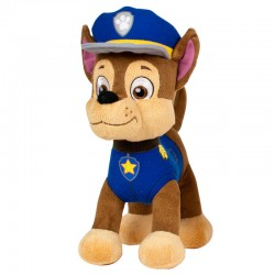 Peluche Chase Patrulla Canina Paw Patrol soft 22cm