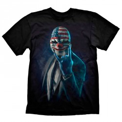 Camiseta Rock On Payday 2