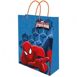 Bolsa regalo Spiderman Marvel mediana
