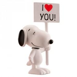 Figura Snoopy 5cm surtida