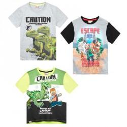 Camiseta Jurassic World Lego surtido