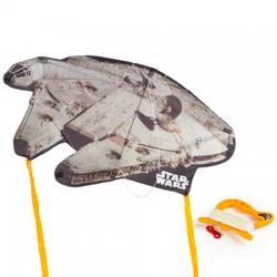 Cometa Halcon Milenario Star Wars nylon 91cm