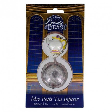 Infusor Mrs Potts La Bella y la Bestia Disney