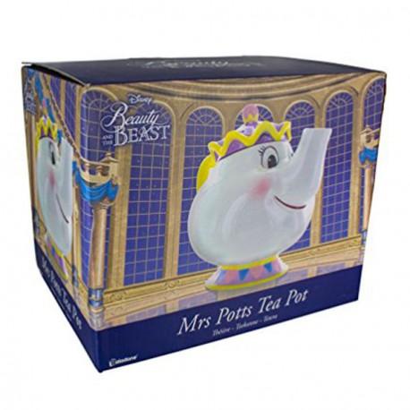 Tetera Mrs Potts La Bella y la Bestia Disney
