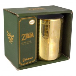 Taza cromada Legend of Zelda