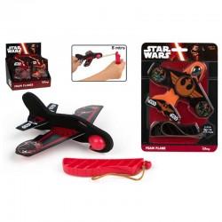 Avion Star Wars Episodio VII foam surtido