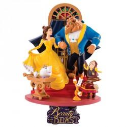 Figura D-Stage La Bella y la Bestia Disney