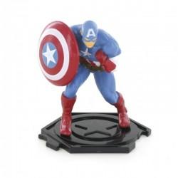 Figura Capitan America Vengadores Avengers Marvel Assemble