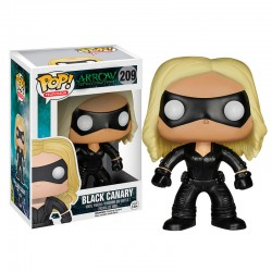 Figura POP Vinyl Black Canary Arrow DC Comics