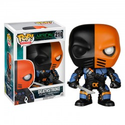 Figura POP Vinyl Deathstroke Arrow DC Comics