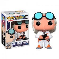 Figura POP Regreso al futuro Dr Emmet Brown