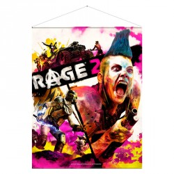 Poster pared Rage 2 Keyart