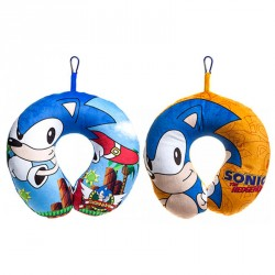 Cojin de cuello Sonic the Hedgehog surtido