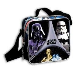 Bolsa merienda Star Wars Flash