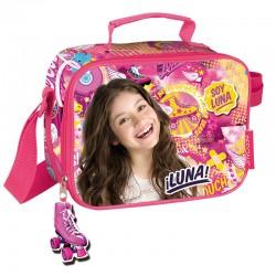 Bolsa portameriendas Soy Luna Disney termica