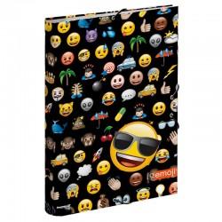 Carpeta folio gomas sopalas Emoji Icon