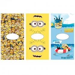 Poncho toalla Minions surtido