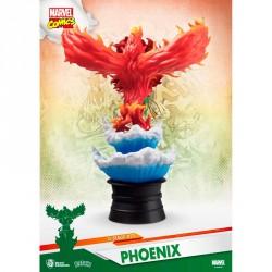 Figura Diorama Jean Grey Felix X-Men Marvel 15cm