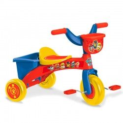 Triciclo Patrulla Canina Paw Patrol