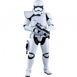 Figura First Order Stormtrooper Squad Leader Star Wars Sixth Scale 30cm