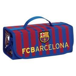 Estuche completo FC Barcelona desplegable 50pz