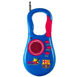 Radio portatil FC Barcelona mosqueton